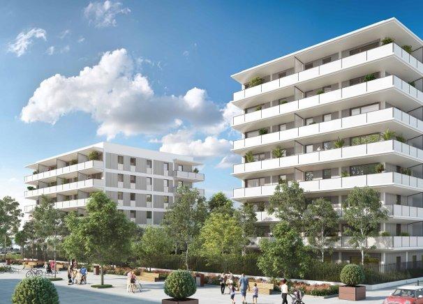 Programme immobilier BOW5 appartement à Vaulx-en-Velin (69120)