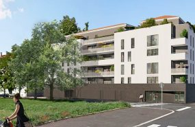 Programme immobilier VAL9 appartement à Givors (69700)