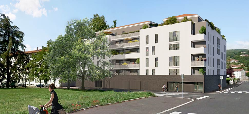 Programme immobilier Givors (69700)  NP2