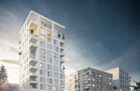 Programme immobilier NP18 appartement à Lyon 8ème (69008)