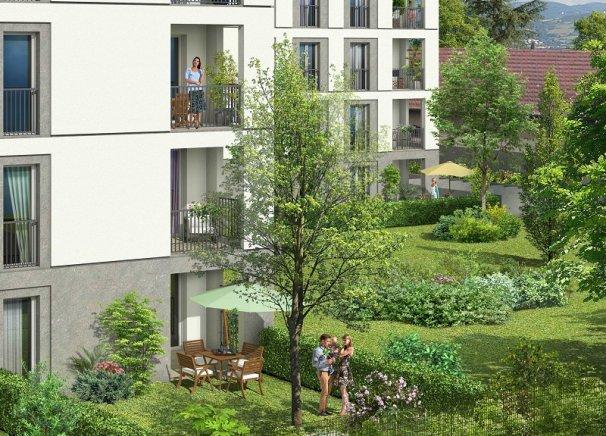 Programme immobilier BOW7 appartement à Villefranche-sur-Saône (69400)