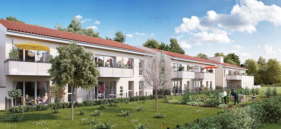 Programme immobilier Vaulx-en-Velin (69120)  BOW5