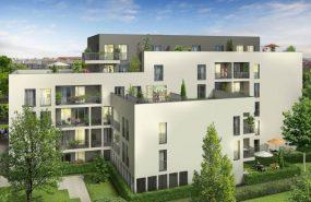 Programme immobilier BOW6 appartement à Villeurbanne (69100)