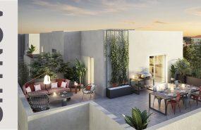 Programme immobilier NAC2 appartement à Lyon 8ème (69008)