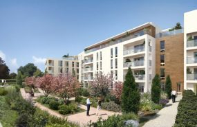 Programme immobilier LNC1 appartement à Ecully (69130)