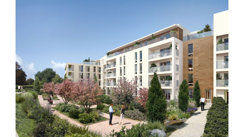 Programme immobilier Ecully (69130)  NEW2