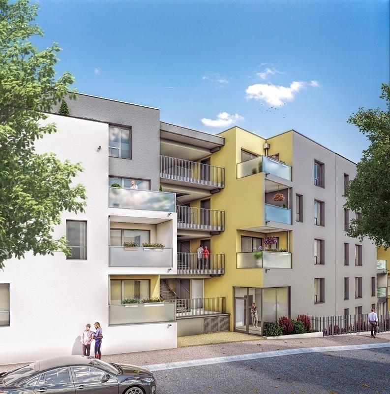 Programme immobilier Vénissieux (69200)  AJA10