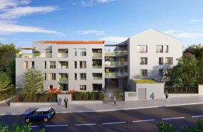 Programme immobilier SAG1 appartement à Neuville-sur-Saône (69250)