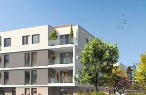 Programme immobilier KAB6 appartement à Meyzieu (69330) CENTRE VILLE