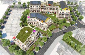 Programme immobilier NOH3 appartement à Saint-Priest (69800)
