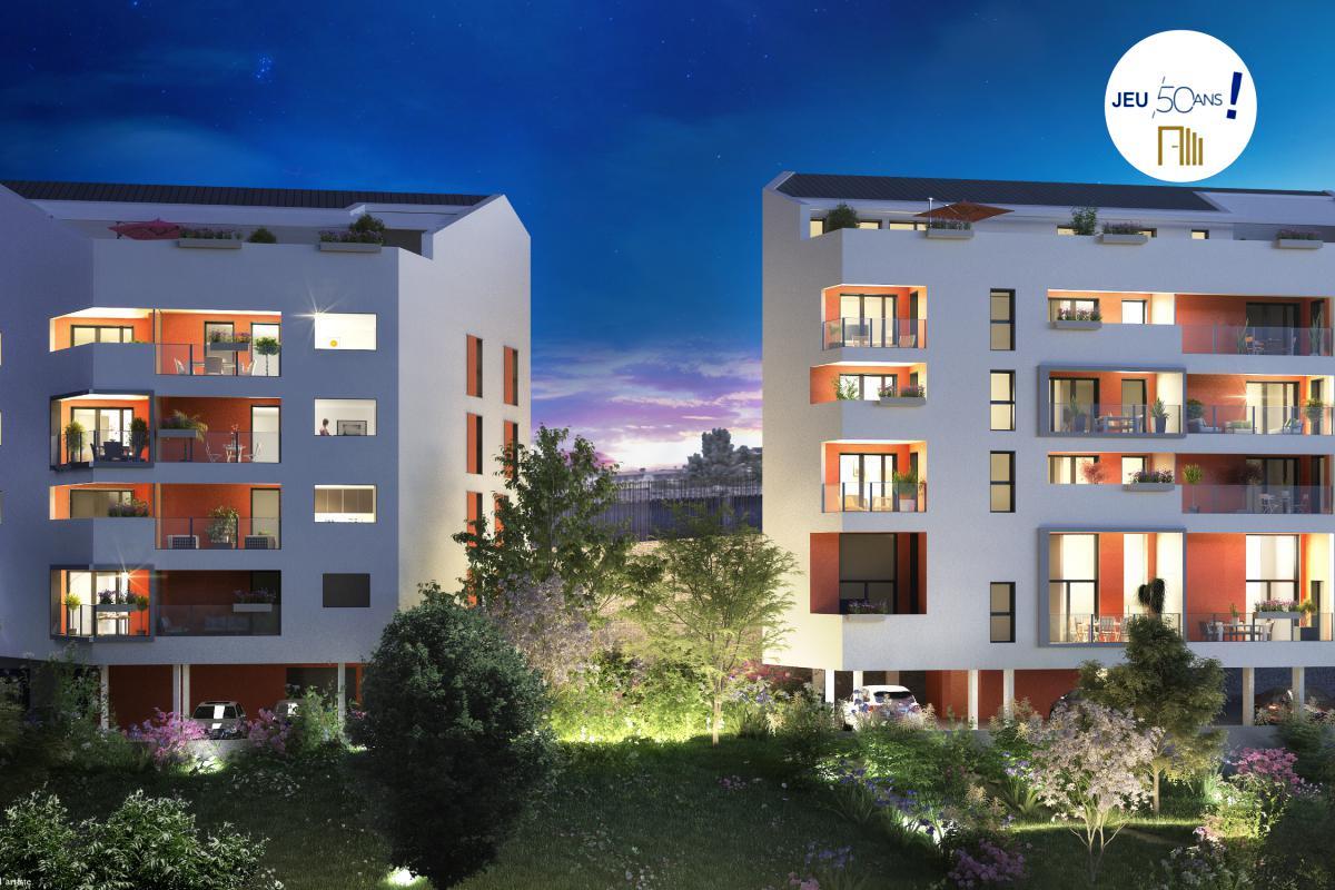 Programme immobilier SAG2 appartement à Lyon 5ème (69005)
