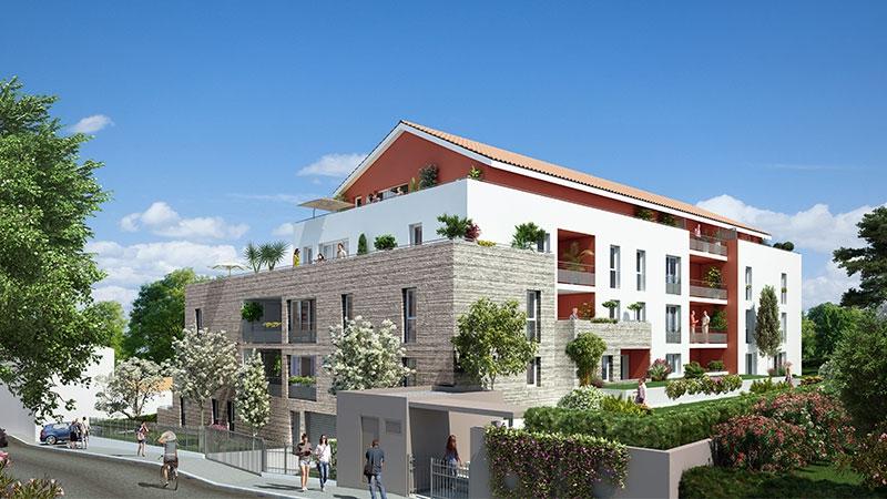 Programme immobilier LNC3 appartement à Feyzin (69320) CENTRE VILLE