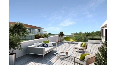 Programme immobilier Sainte-Foy-les-Lyon (69110) PROCHE CENTRE VILLE AJA6