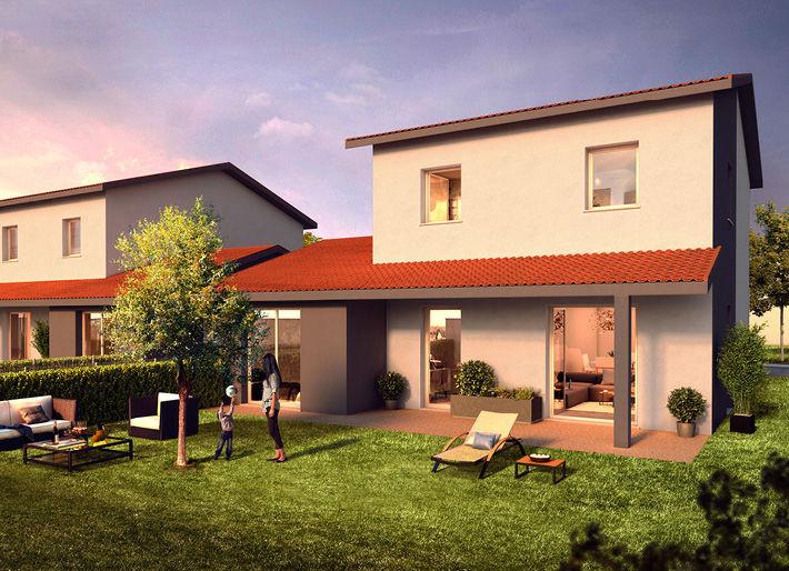 Programme immobilier AST2 appartement à Taluyers (69440) CENTRE VILLE