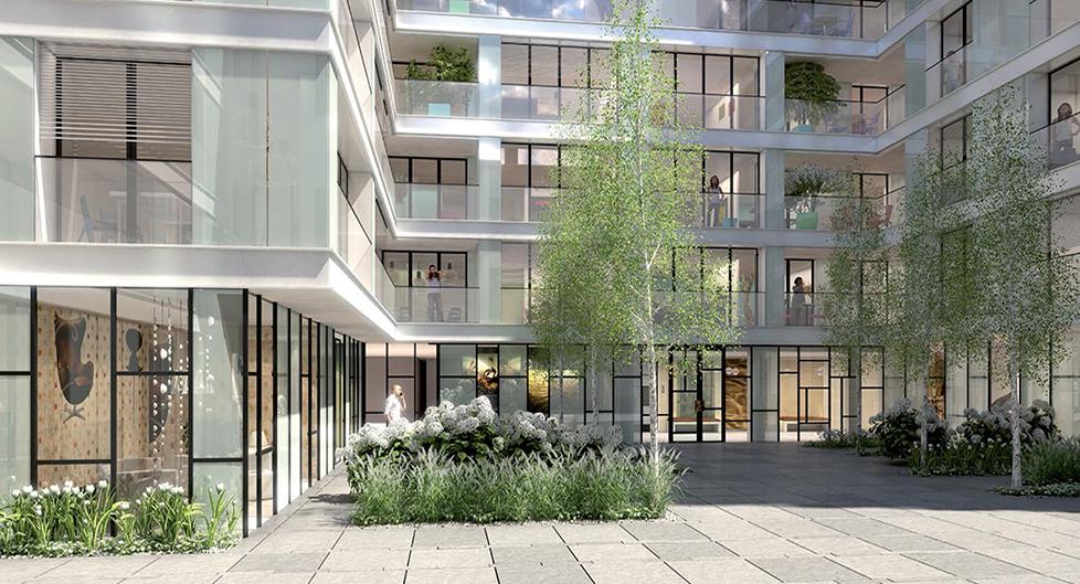 Programme immobilier Lyon 2ème (69002) PLACE BELLECOUR OGI4