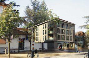 Programme immobilier NEW2 appartement à Ecully (69130) CENTRE VILLE