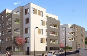 Programme immobilier BAM1 appartement à Vénissieux (69200) CENTRE VILLE