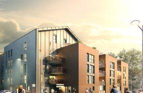 Programme immobilier NP7 appartement à Oullins (69600) Quartier Bussière-Cadière