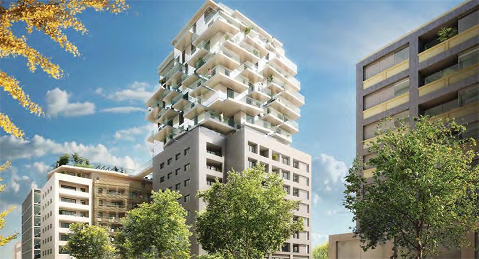 Programme immobilier Lyon 3ème (69003) Plein cœur Part-Dieu ALT1