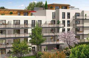 Programme immobilier CAP1 appartement à Francheville (69340) Prox cœur village