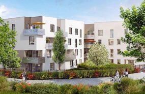 Programme immobilier VAL14 appartement à Vénissieux (69200) Proche Tram