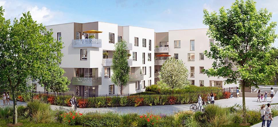 Programme immobilier Vénissieux (69200) Proche Tram AJA10