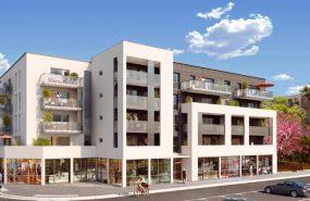 Programme immobilier VAL15 appartement à Décines (69150) MAIRIE DECINES CHARPIEU