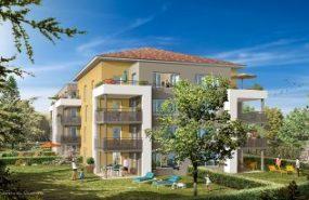 Programme immobilier CRA2 appartement à Francheville (69340) PROCHE COMMERCES