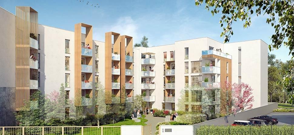 Programme immobilier Villefranche-sur-Saône (69400) CENTRE VILLE CO9