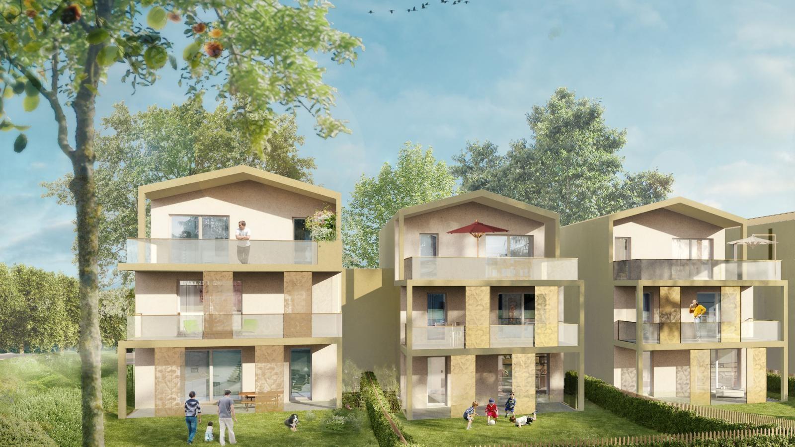 Programme immobilier Tassin-la-Demi-Lune (69160) PARC TOREY NP1