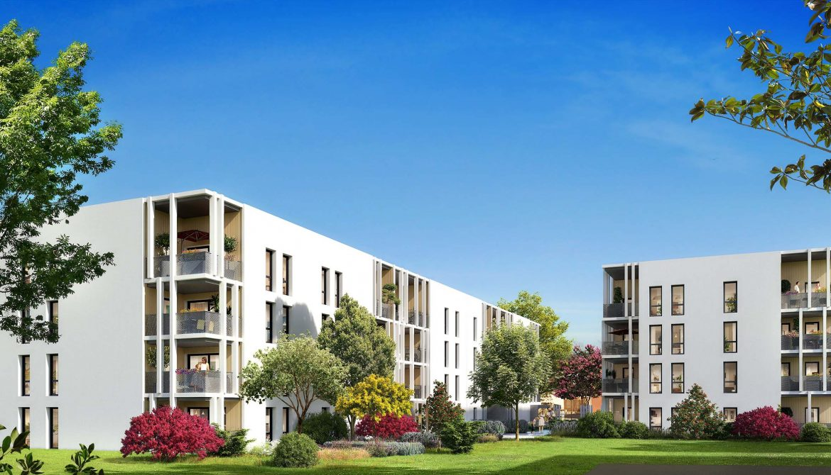 Programme immobilier Chassieu (69680) PROXIMITE TRAMWAY,COMMERCES VAL12