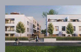 Programme immobilier VAL25 appartement à Caluire (69300) CALUIRE