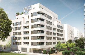 Programme immobilier VAL9 appartement à Lyon 7ème (69007)