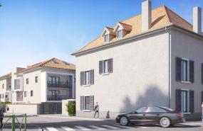 Programme immobilier AST3 appartement à  CENTRE VILLE