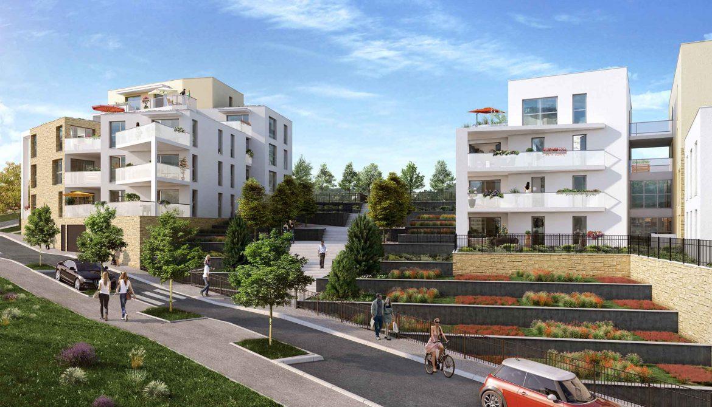 Programme immobilier Saint Didier au Mont d or (69370) PROCHE CENTRE VILLE PI5