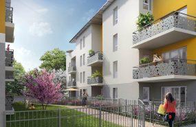 Programme immobilier NEO5 appartement à Vernaison (69390)