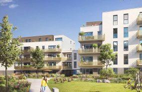 Programme immobilier KAB14 appartement à Saint-Priest (69800) PROCHE CENTRE VILLE