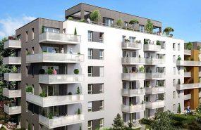 Programme immobilier KAB13 appartement à Lyon 7ème (69007) QUARTIER JEAN JAURES