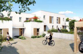 Programme immobilier LNC2 appartement à Vénissieux (69200) QUARTIER RESIDENTIEL DE MONERY