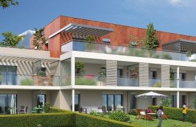 Programme immobilier GE1 appartement à Dardilly (69570) PROCHE CENTRE VILLAGE