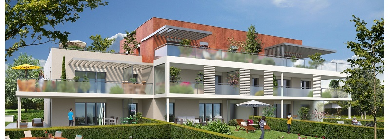Programme immobilier Dardilly (69570) PROCHE CENTRE VILLAGE CO3
