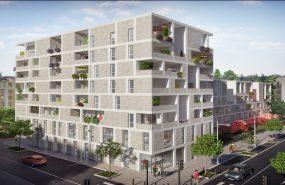 Programme immobilier SP1 appartement à Lyon 9ème (69009) PROXIMITE PARC VALLON