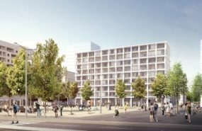 Programme immobilier OGI4 appartement à Lyon 2ème (69002) CONFLUENCE