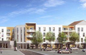 Programme immobilier VAL32 appartement à Saint-Priest (69800)