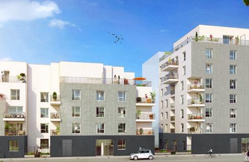 Programme immobilier Lyon 8ème (69008)  OGI8