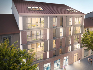 Programme immobilier Villeurbanne (69100)  ICA6