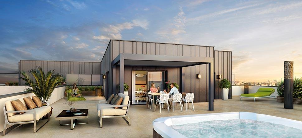Programme immobilier Lyon 3ème (69003) PROCHE COMMERCES VAL7