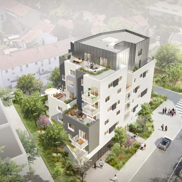 Programme immobilier VAL33 appartement à Villeurbanne (69100)