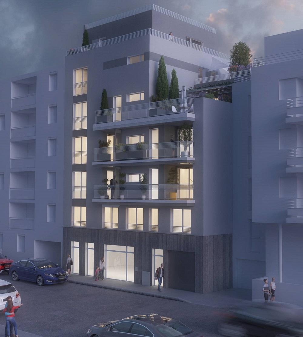 Programme immobilier Lyon 3ème (69003) 10 mn PART DIEU ALT1