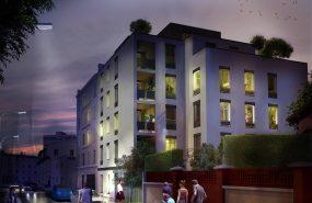 Programme immobilier AJA4 appartement à Lyon 7ème (69007) COEUR 7èmé